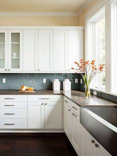 Ce materiale sa alegem pentru mobilierul de bucatarie- Inspiratie in amenajarea casei - www.povesteacasei.ro