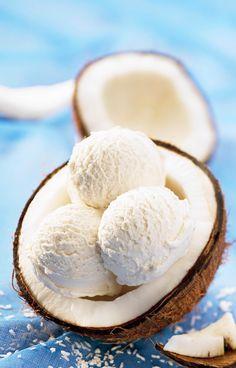 Sorbet Noix de coco