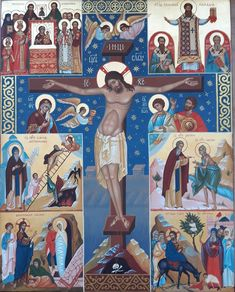 Salvador, Greek Easter, Holy Quotes, Byzantine Icons, Holy Family, The Kingdom Of God, Orthodox Icons, Cristiano, Crucifix
