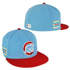 Shop at Wrigleyville Sports today for new Cubs merchandise and gear. You can also find a selection of Blackhawks, Bears, and Bulls merchandise at our store. Cubs Merchandise, City Flags, Cubs Hat, Sports Today, Strapback Cap, Baseball Season, Outfits With Hats, Cool Hats, Chicago Cubs