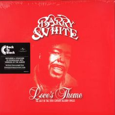 Vinyl Berry White - Love's Theme: the Best of, Universal, 2018, 2LP   Elpéčko - Predaj vinylových LP platní, hudobných CD a Blu-ray filmov Good Things, Love, Movie Posters, Amor, Film Poster, Billboard, Film Posters