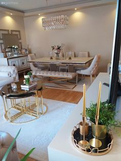 """Mirrors For This House That Loves Light Colors """"Indispensable"""" Living Room Decor, Dining Room, Salon Design, Vegan Recipes Easy, Own Home, Crate And Barrel, Light Colors, Interior Design, House"""
