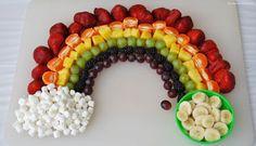 más y más manualidades: Snacks de frutas para niños.