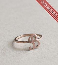 Script Initial Ring.