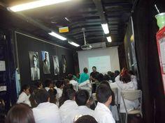 Alumnos de escuelas que visitan el Vagón Cultural de nuestro Tren de Desarrollo Social y Sanitario Dr Ramón Carrillo