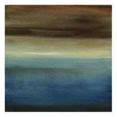Abstract Horizon III Giclee Print by Ethan Harper at Art.com