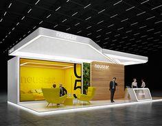 * NEUSTAR * exhibition stand *