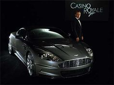 Aston Martin DBS - James Bond Film: Casino Royale Quantum of Solace Aston Martin V12 Vantage, Aston Martin Cars, Aston Martin Vanquish, James Bond Cars, James Bond Movies, Cristiano Ronaldo, Estilo James Bond, James Bond Casino Royale, Automobile