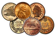 Get to Know the Coins of the United States Coins