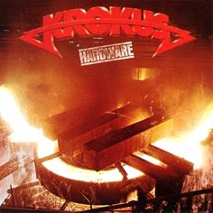 Krokus, Hardware**: For me, Krokus has always been one of those bands that are betwixt and between genres. At one moment, they could be heavy metal, at another, they could be SHAG, and at still another, they could be prog. But they really don't excel at any one of those. Perhaps, if they had focused on developing their acumen in one of those, they would have fared better over time. This album is ultimately forgettable. 9/8/16