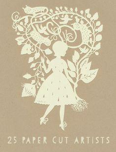 25 Amazing Papercut Artists | Design*Sponge