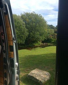 Today's #view from the side door! #vanlife #dartmoor #stream #countryside #devon #vanlifeuk #vanlifeblog #camper #campervan #vanlifediaries #vanlifemovement #vanlifeexplorers #vanlifeideas #vanlifestyle #homeiswhereyouparkit #vandweller #vandwelling #vanlifers #vanlifeadventures #tinyhome #tinyliving