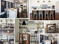 bistro kitchen design ideas
