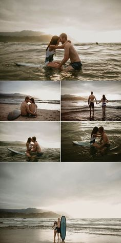 this engagement shoot  by Jason and Anna Photography is making waves