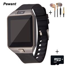 Cool Watches: Discount Up to Factory Wholesale Wearable Devices Smart Watch With Camera SIM Card Andriod Smartwatch For Men Women Gift Smart Electronics Smartwatch, Sport Watches, Cool Watches, Watches For Men, Fitness Tracker, Smart Watch Price, Fitness Watches For Women, Camera Watch, Wearable Device