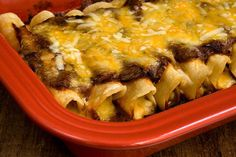 Cheesy Enchiladas Recipe by Chow is #whatsfordinner