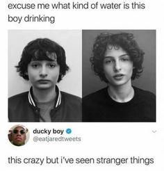 Way stranger..
