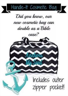 Bible Case Cuteness... At www.mythirtyone.com/76533 It is also great for toting your handgun & ammo to the gun range...757-334-0769 Pat Walston