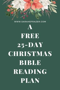 Celebrate the birth of Jesus with a free Christmas Bible Reading Plan. May this Christmas devotional help you make holiday Bible study simple and meaningful. || Sarah E. Frazer Christmas Activities For Families, Advent Activities, Christmas Bible, Christmas Ideas, Mom Devotional, Advent Season, True Meaning Of Christmas, Birth Of Jesus, Finding Joy