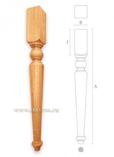 мебельная ножка для стола MN-029 с доставкой