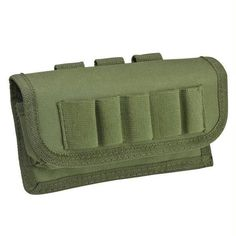 Vism By Ncstar Tactical Shotshell Carrier-Green