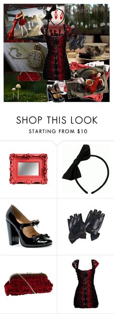 """There's always some sense in nonsense"" by janethestrange ❤ liked on Polyvore featuring moda, Harry Allen, Burton, Bongo, Franchi, Boohoo, alice in wonderland y amanda seyfried"