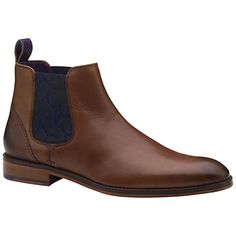Buy Ted Baker Camroon 4 Chelsea Boots Online at johnlewis.com