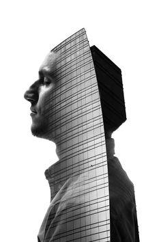 Visage et Architecture – Portraits de Francesco Paleari