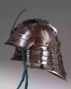 Kabuto Samurai, Samurai Helmet, Arm Armor, Body Armor, Womens Motorcycle Helmets, Motorcycle Girls, Armor Games, Chinese Armor, Samurai Artwork