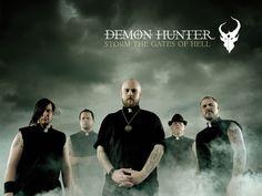 Música da semana : Demon Hunter – Collapsing Ao Vivo