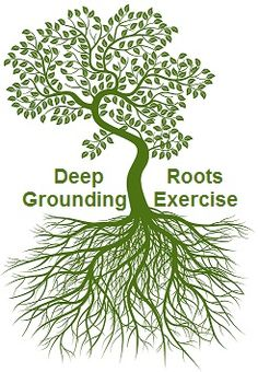 Deep Roots Grounding Exercise balancedwomensblog.com