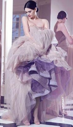 Gorgeous alternative #wedding dress