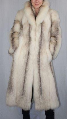Golden Island Fox Fur Jacket/Coat | Fur Fox fur and Foxes