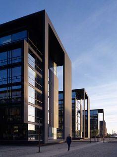 Nordea Bank Headquarters :: Henning Larsen Architects
