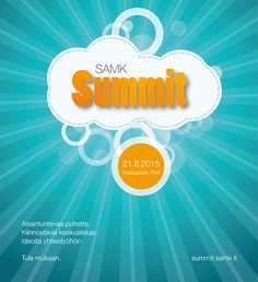SAMK Summit 2015