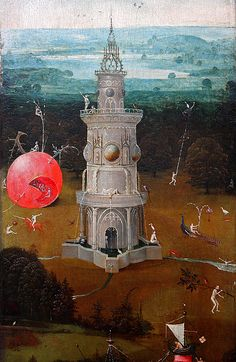 Hieronymus Bosch, The Last Judgment, left wing Hieronymus Bosch (Jeroen van Aken, ca The Last Judgment, triptych Hieronymus Bosch, Robert Campin, The Last Judgment, Garden Of Earthly Delights, Art Optical, Dutch Painters, Wassily Kandinsky, Fantastic Art, Renaissance Art