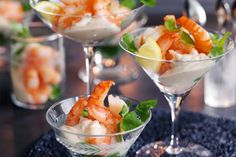 large, juicy and tender tiger prawns in a tangy Marie Rose sauce, made with fresh tomatoes, chives and brandy mayonnaise, garnished with fre...