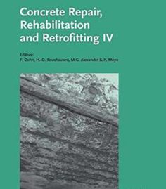 Concrete Repair Rehabilitation And Retrofitting Iv PDF