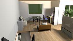 Концепт дом 3DModel