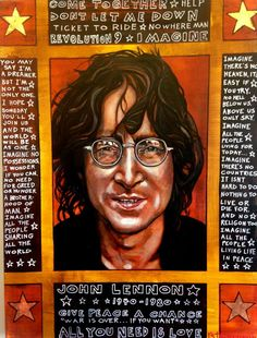 Ray Stephenson is a Grammy Award winning, Platinum selling singer/songwriter and painter from Nashville, TN. Paintings For Sale, Original Paintings, Nowhere Man, Ticket To Ride, John Lennon, Personal Photo, Art Music, Rock And Roll, The Dreamers