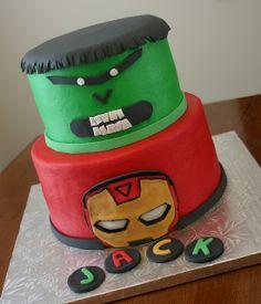 Iron Man and The Hulk   Flickr - Photo Sharing!