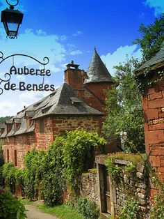 ♔ Collonges La Rouge ~ France