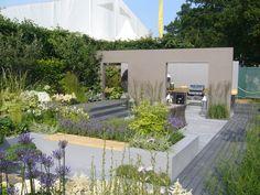 Vestra Wealth's Jardin du Gourmet designed by Paul Martin at #RHSHampton 2013...