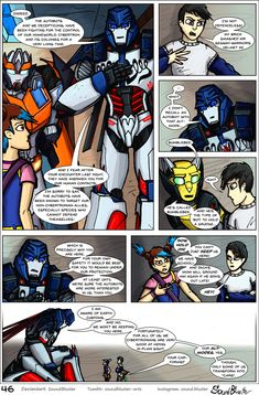 Shattered Glass Prime - Page 46 by SoundBluster on DeviantArt Transformers Prime, Optimus Prime, Shattered Glass, Cyberpunk Art, Loki, Geek Stuff, Hero, Animation, Deviantart