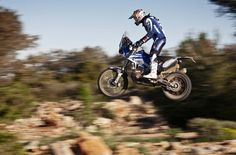 Cyril Despres Will Ride with Yamaha in the 2014 Dakar Rally Cyril Despres Yamaha Motor France 2014 Dakar Rally 04 635x419