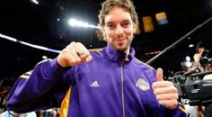 Pau Gasil Lakers remains Laker after trade deadline passed.