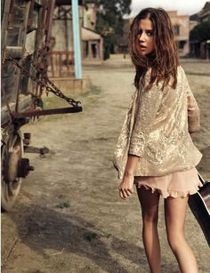 BDBA Spring 2013  - Online store that only sells in Spain. Beautiful jacket. From blog at Spell and the Gypsy Collective