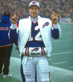 Jim Kelly, Buffalo Bills Buffalo Bills Football, Football Players, Football Team, School Football, Sports Day, Sports Logo, American Conference, Jim Kelly, Football Conference