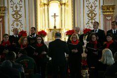 Hora de Mercado, Hora de Música. 27 de Diciembre de 2014. Concierto: Coro Santa Cecilia.