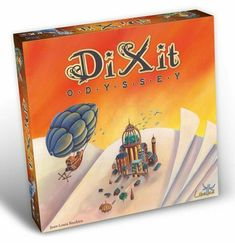 Dixit Odyssey - Neat little deduction and bluffing party/filler game for a lot of players * Cool Gifts For Teens, Brain Games, Games For Teens, Family Games, The Expanse, Card Games, Toys, Pictures, Amazon Fr
